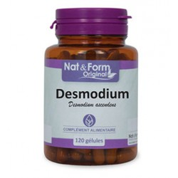 Nat & Form Desmodium 200 gélules