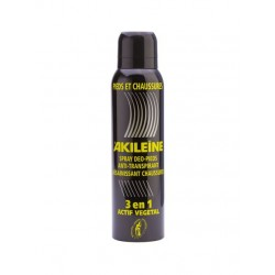 Akiléine spray noir 150 ml