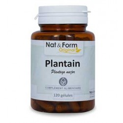Nat & Form Plantain 200 gélules