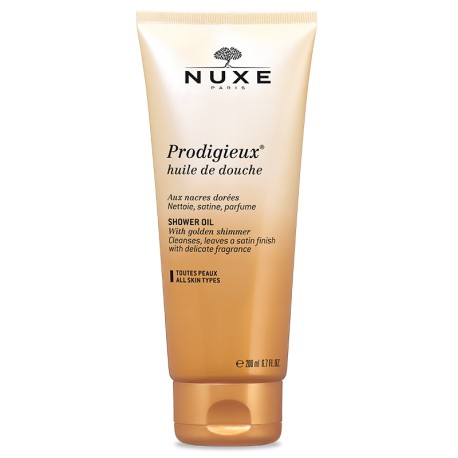Nuxe Prodigieux huile de douche 200 ml