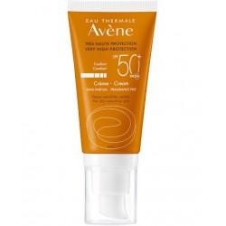 Avène Solaire Crème très haute protection sans parfum SPF 50+ 50 ml