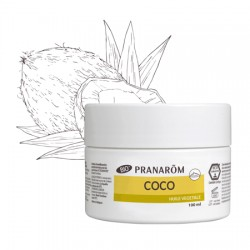 Pranarôm Coco Bio huile végétale 100ml