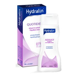 Hydralin Quotidien lot de 2 flacons 200 ml