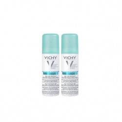 Vichy Déodorant Anti-transpirant aérosol Anti-trace 125 ml lot de 2