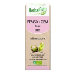 HerbalGem Fem50 + Gem Bio 30 ml