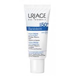 Uriage Bariederm Cica-crème SPF50+ 40 ml