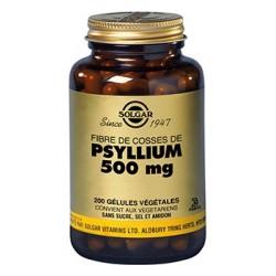 Solgar Psyllium 500 mg 200 gélules végétales