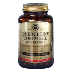 Solgar Quercétine Complexe avec Ester-C 50 gélules végétales
