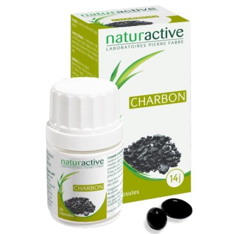 Naturactive Charbon Végétal 30 gélules