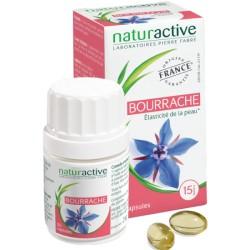 Naturactive Huile de bourrache 60 capsules