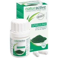 Naturactive Spiruline 20 gélules