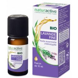 Naturactive Huile Essentielle Bio Lavande Fine 10 ml