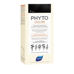 Phytocolor Coloration permanente 1 noir