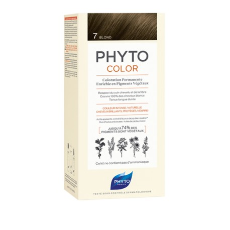 Phytocolor Coloration permanente 7 blond
