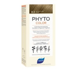 Phytocolor Coloration permanente 8.3 blond clair doré
