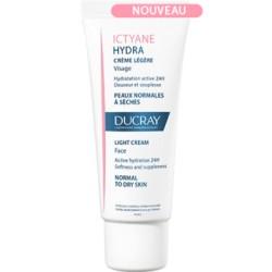 Ducray Ictyane Hydra crème légère 40 ml