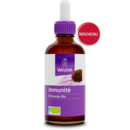 Weleda immunité Échinacée Bio 60ml