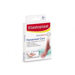 Elastoplast 8 pansements cors