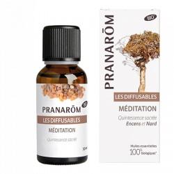 Pranarôm Les diffusables Méditation 30ml