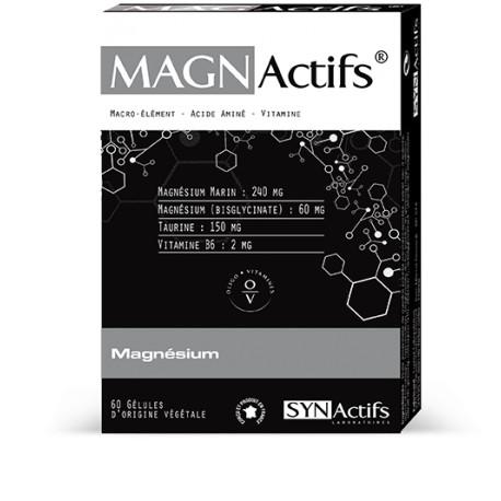 SYNActifs MAGNActifs 60 gélules