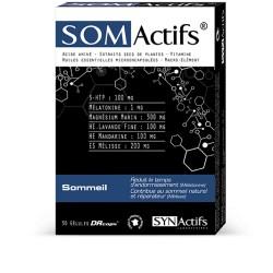 SYNActifs SOMActifs Sommeil 30 gélules