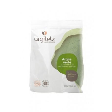 Argiletz Argile Verte ultra ventilée 300gr