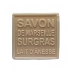 MKL Green Nature Savon de Marseille solide au Lait d'Ânesse 100 g