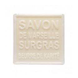 MKL Green Nature Savon de Marseille solide Beurre de Karité 100 g