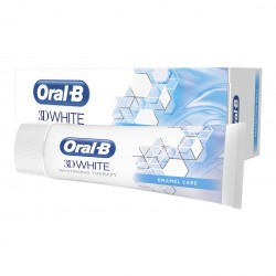 Oral-B dentifrice 3D White Protection émail 75 ml