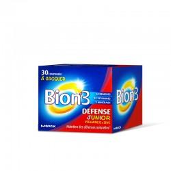 Bion 3 Défense Juniors 30 comprimés à croquer