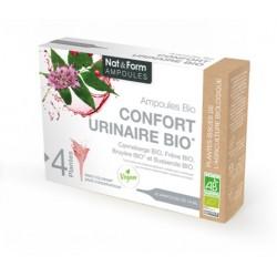 Nat & Form Ampoules Confort urinaire Bio 20 ampoules
