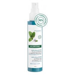 Klorane Anti-pollution Brume purifiante à la Menthe aquatique 100 ml