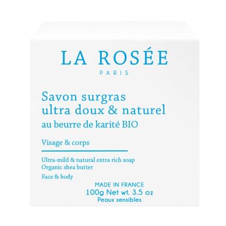 La Rosée Savon surgras ultra doux & naturel 100 g