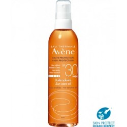 Avène Solaire Huile solaire SPF 30 200 ml