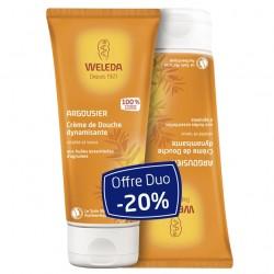 Weleda Crème de Douche à l'Argousier Offre Duo