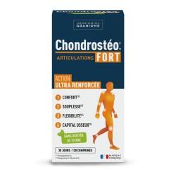 Chondrostéo+ Articulations Fort 120 comprimés