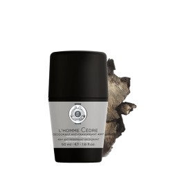 Roger Gallet L'Homme Cèdre déodorant roll on 50 ml