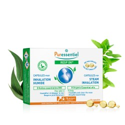 Puressentiel Resp'OK 15 capsules pour inhalation