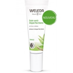 Weleda Soin anti-imperfections action ciblée 10ml