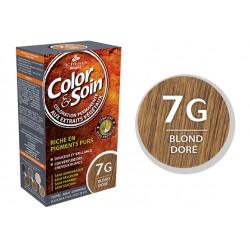 3 Chênes Color & Soin Blond Doré 7G