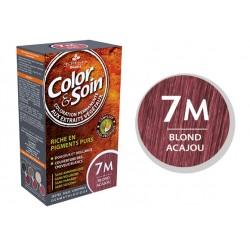 3 Chênes Color & Soin Blond Acajou 7M