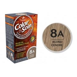 3 Chênes Color & Soin Blond Cendré 8A