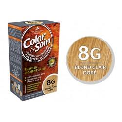 3 Chênes Color & Soin Blond Clair Doré 8G