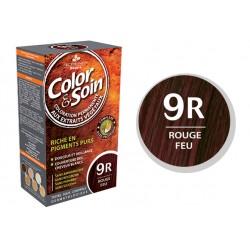 3 Chênes Color & Soin Rouge Feu 9R