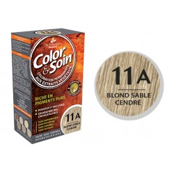 3 Chênes Color & Soin blond sable cendré 11A