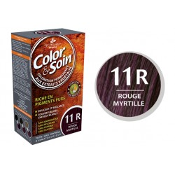 3 Chênes Color & Soin Rouge Myrtille 11R