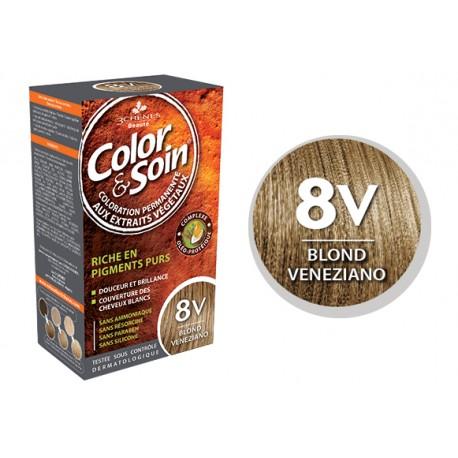 3 Chênes Color & Soin blond vénéziano 8V