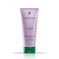 René Furterer Okara Silver shampooing déjaunissant 200 ml