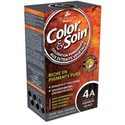 3 Chênes Color & Soin marron glacé 4A