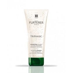 René Furterer Triphasic shampooing stimulant aux huiles essentielles 200 ml